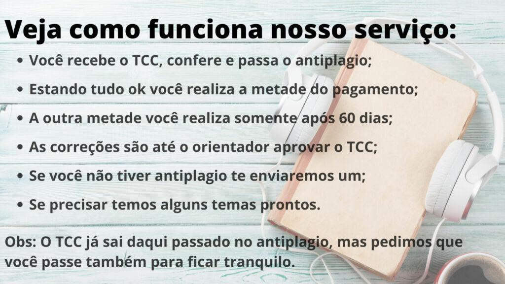 Comprar TCC em Belo Horizonte - Pagamento após entrega