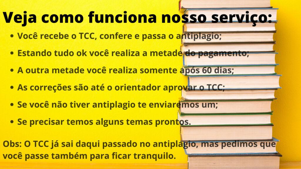 Comprar TCC em Fortaleza